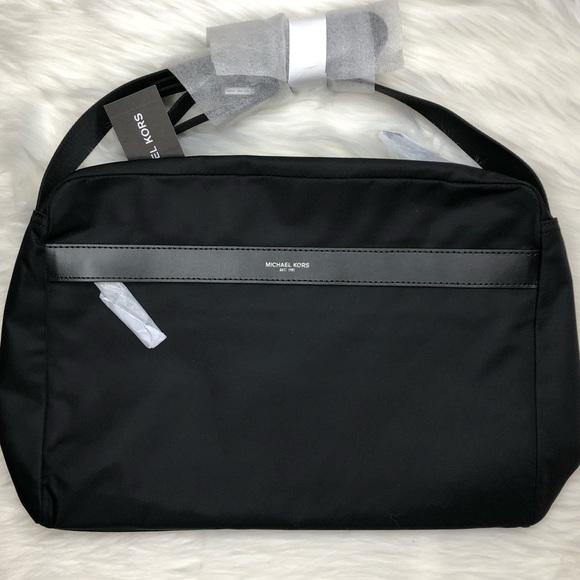 9562dc2bcd22 Michael Kors Bags | Mens Kent Lg Messenger | Poshmark